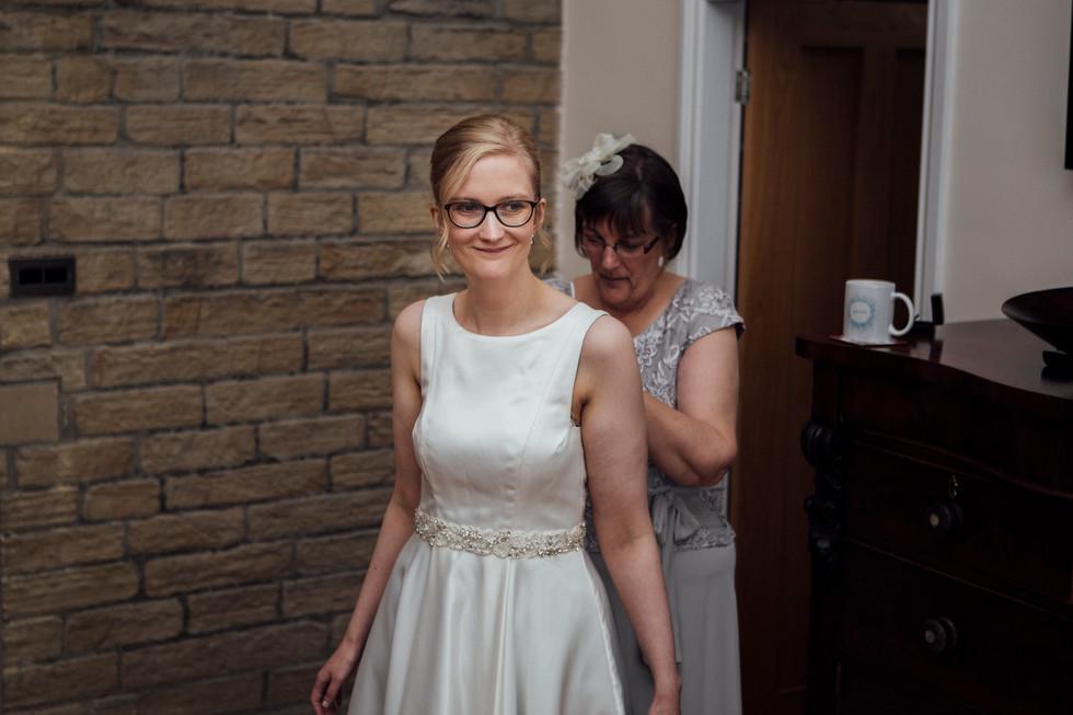 bridal preperations melth