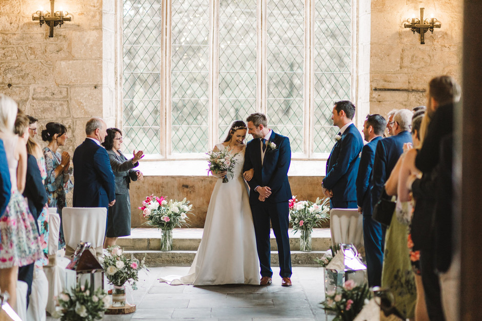 the priests house wedding