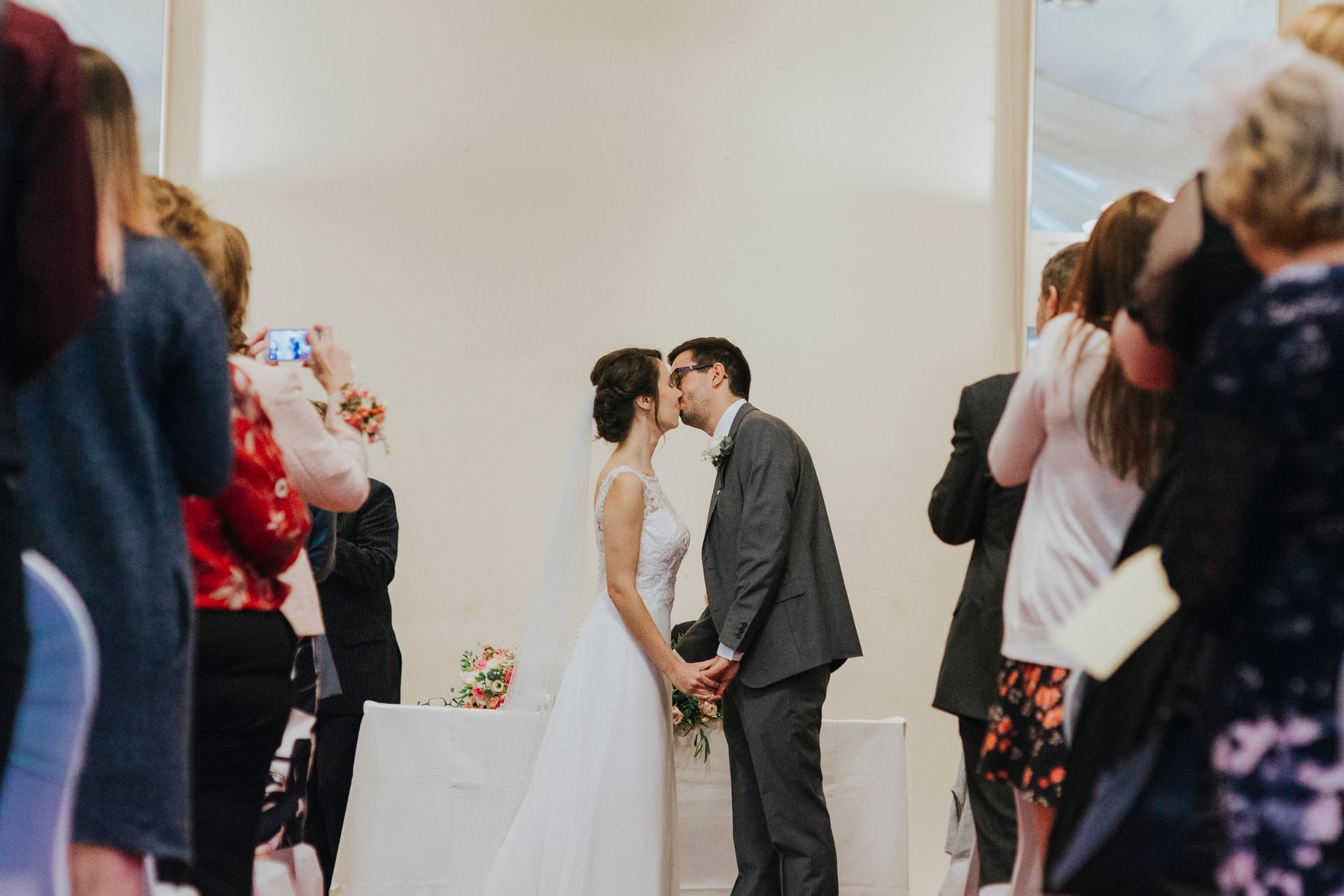 female wedding photographer leeds parkway hotel