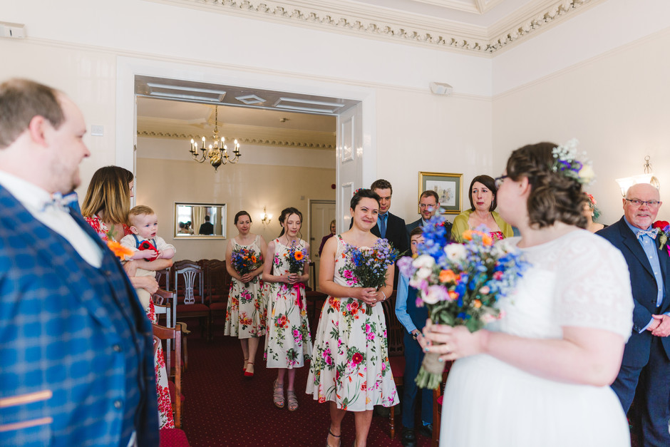 tieing the knot in wales