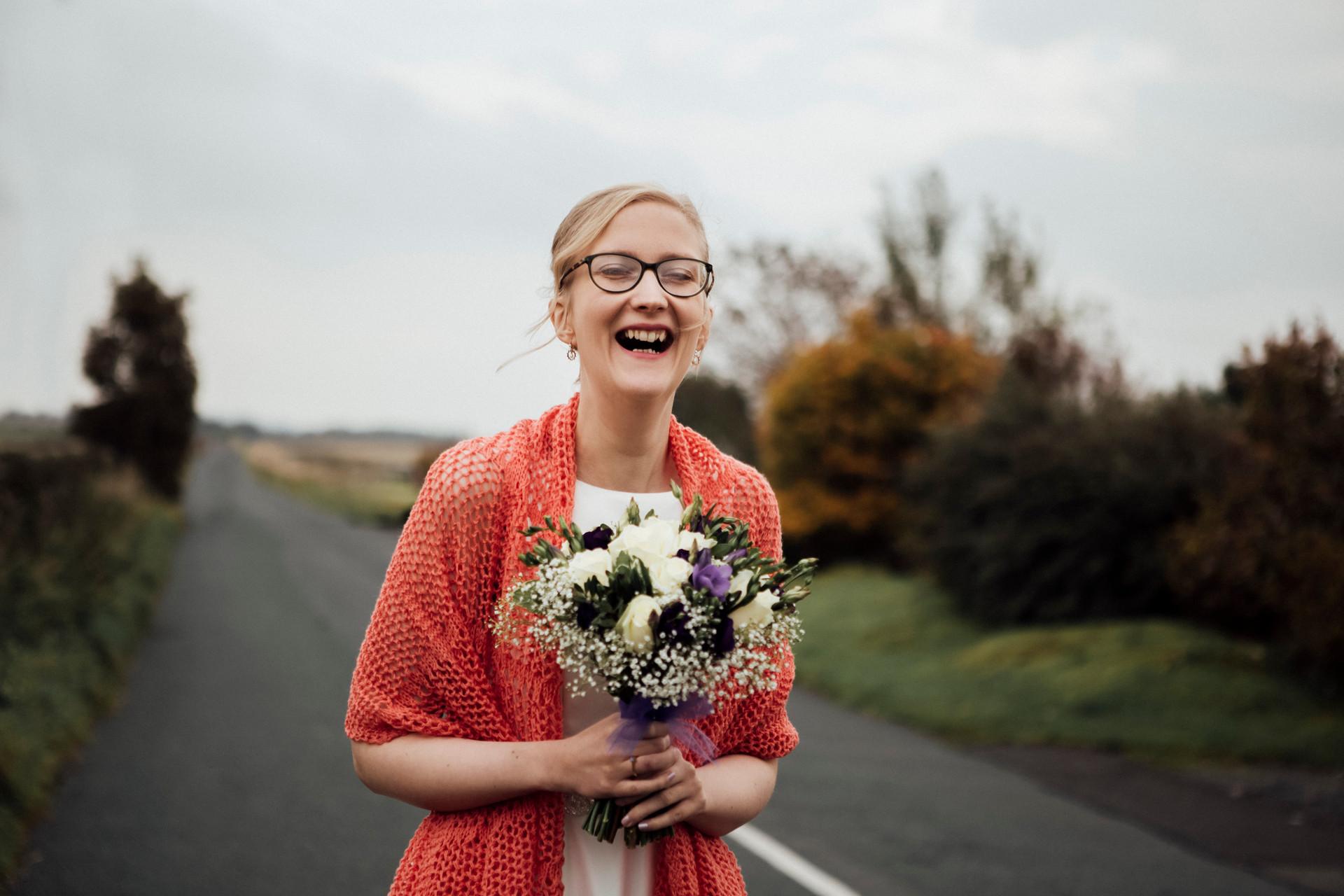 bride on meltham road