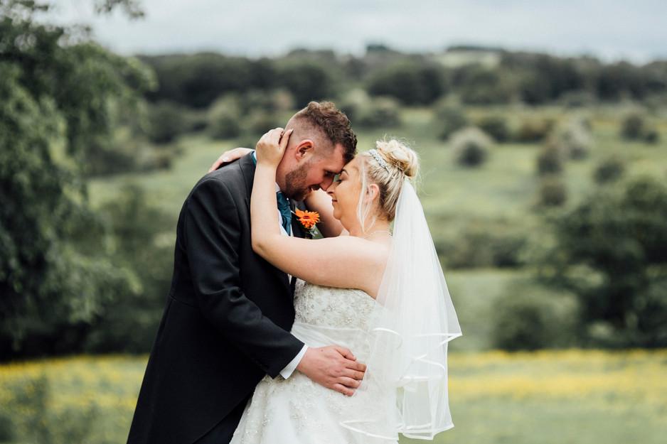 Dunkenhalgh Hotel  view wedding photography