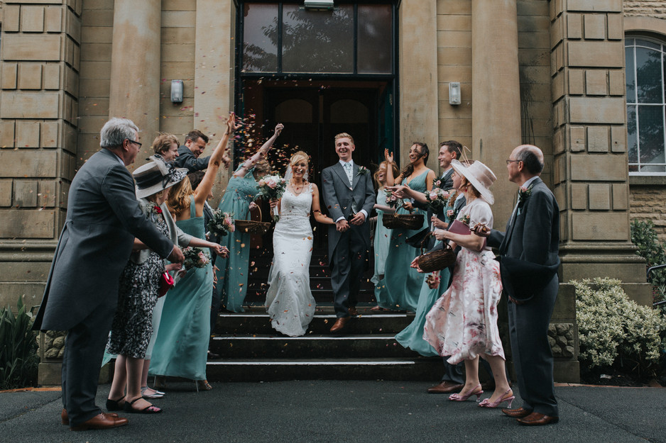 pastel themes wedding photographer