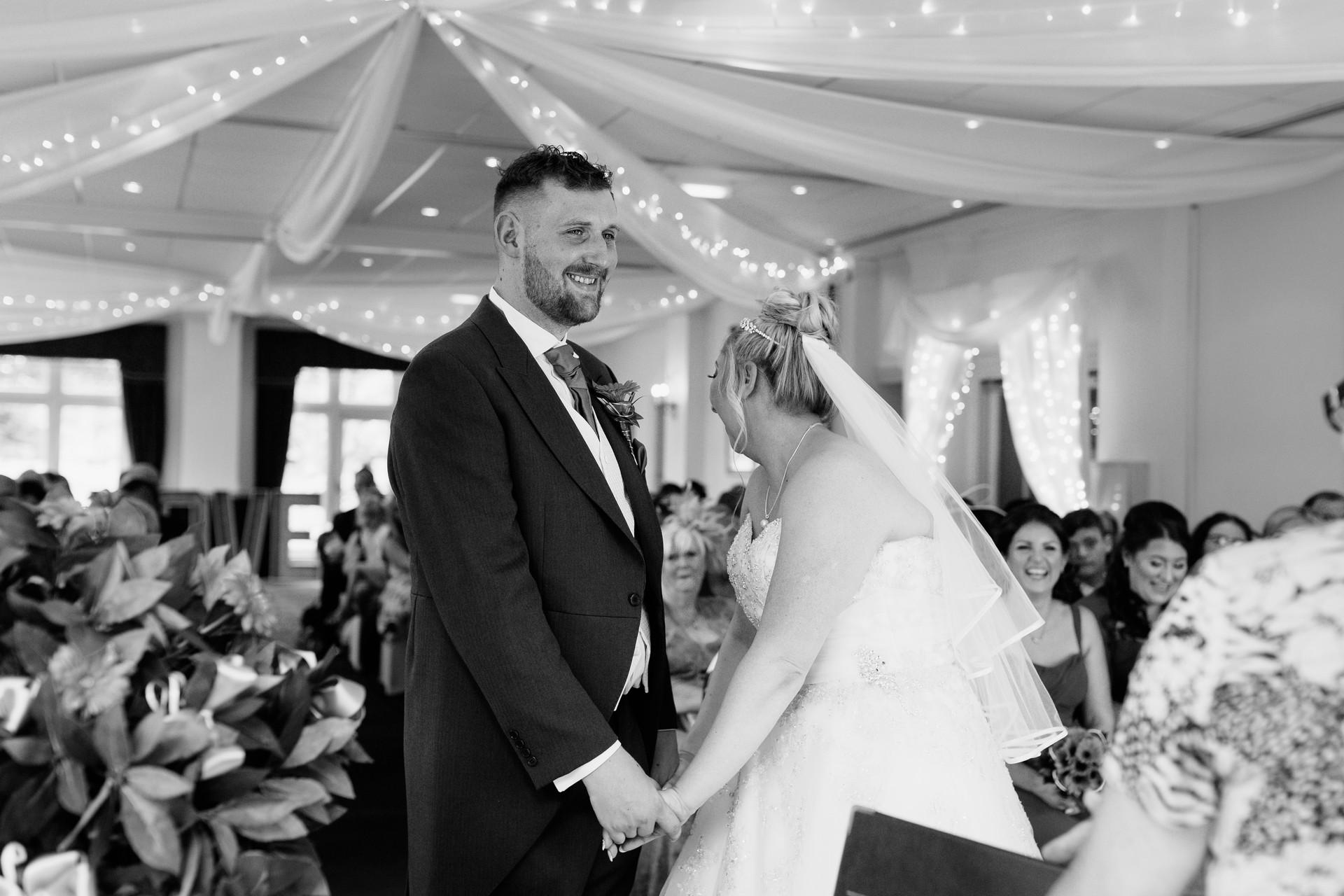 unobtrusive wedding photography blackburn