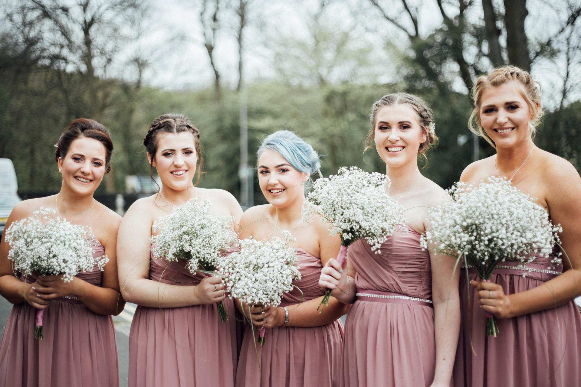 female wedding photographer lepton