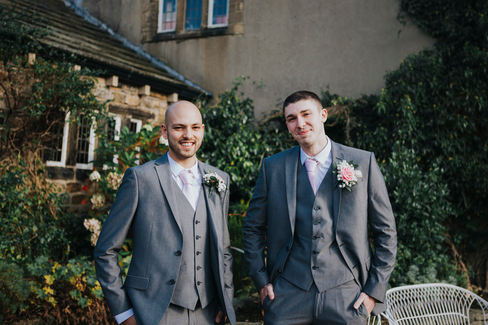 Holdsworth house autumn wedding