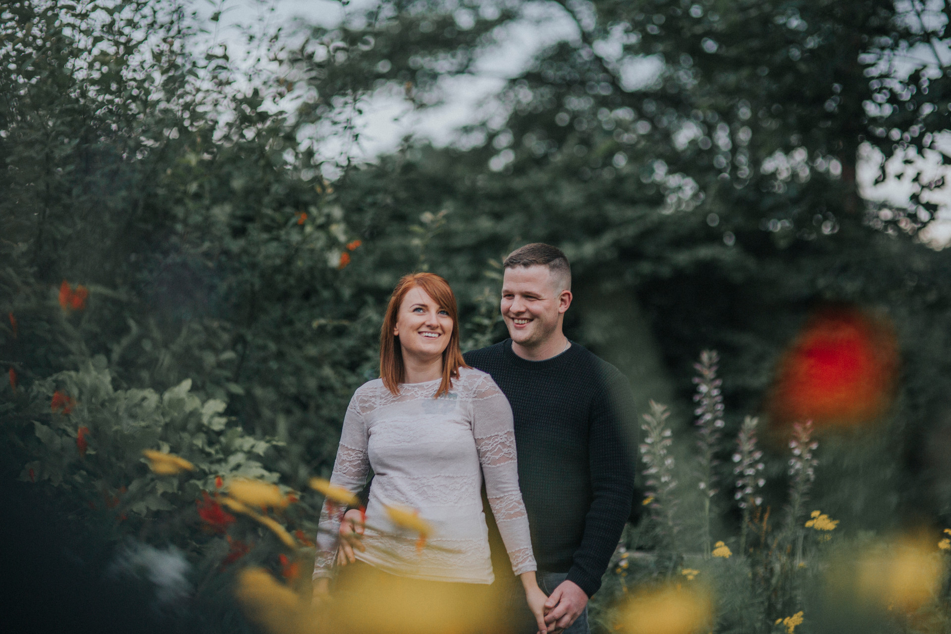 oakwell hall gardens wedding