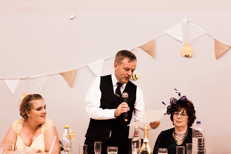 speeches chirstian wedding inspiration