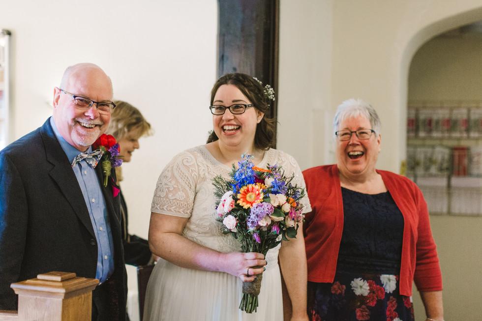 mold regsitry office wedding