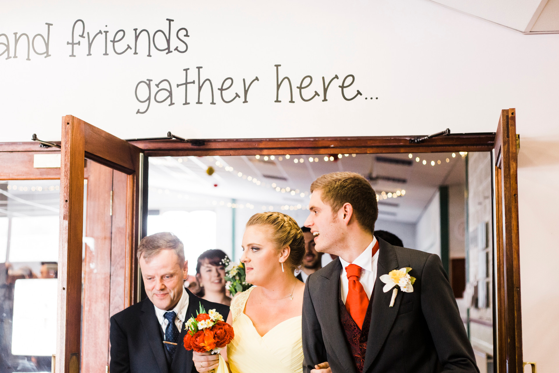 honouring Jesus in your wedding