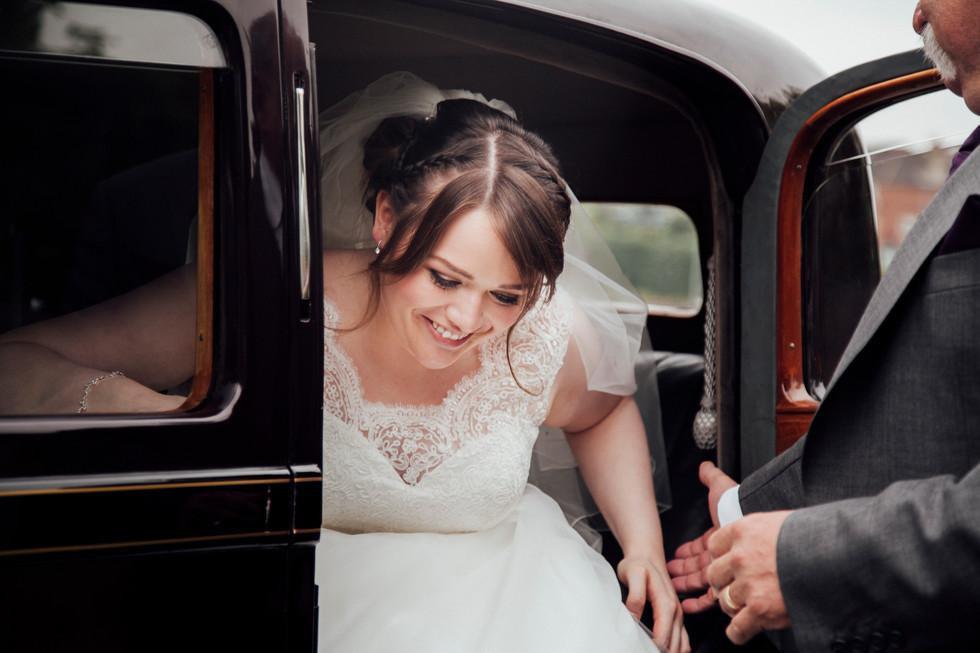 bride at st andrews skegby