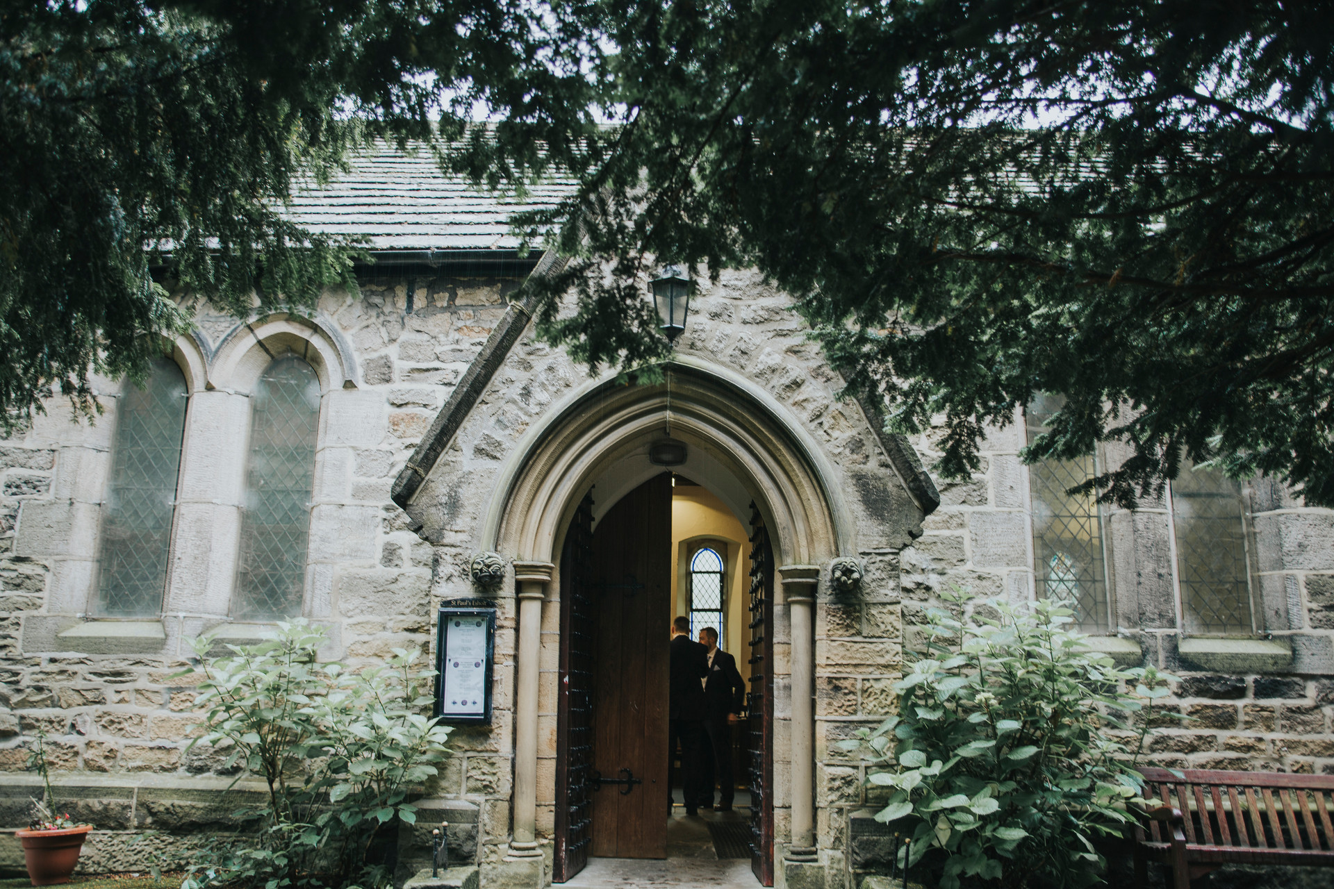 wedding photographer st paul's esholt