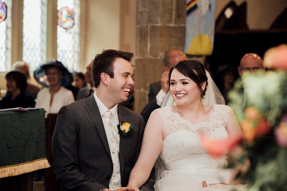 wedding photography at shottle hall derbyshire