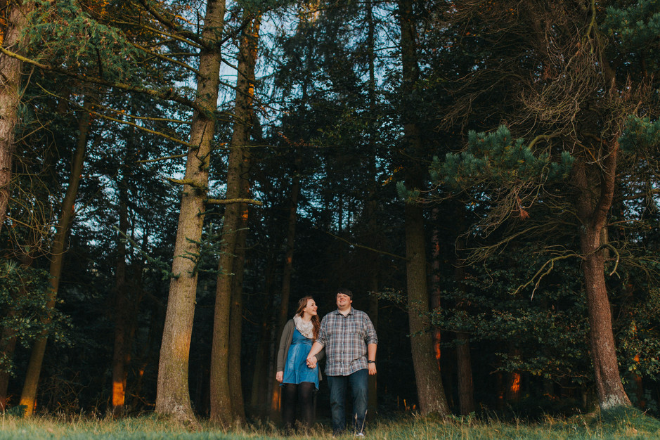 woodland photoshoot otley