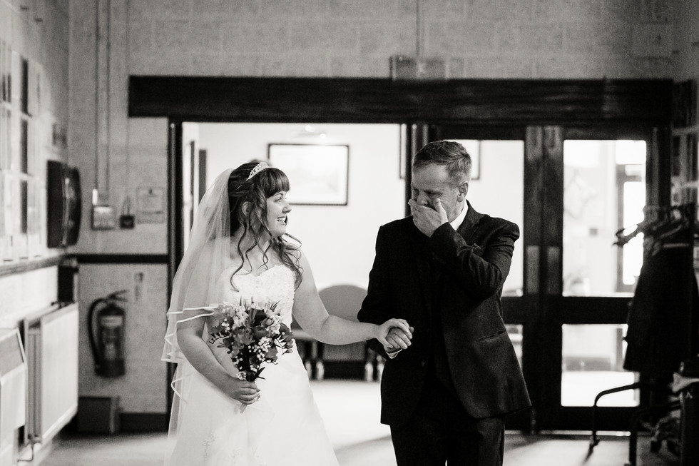 modern Christian wedding Englnd