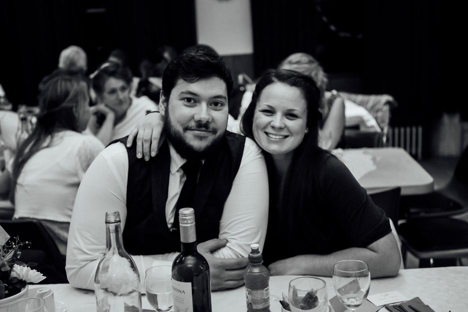vilage hall wedding photography meltham