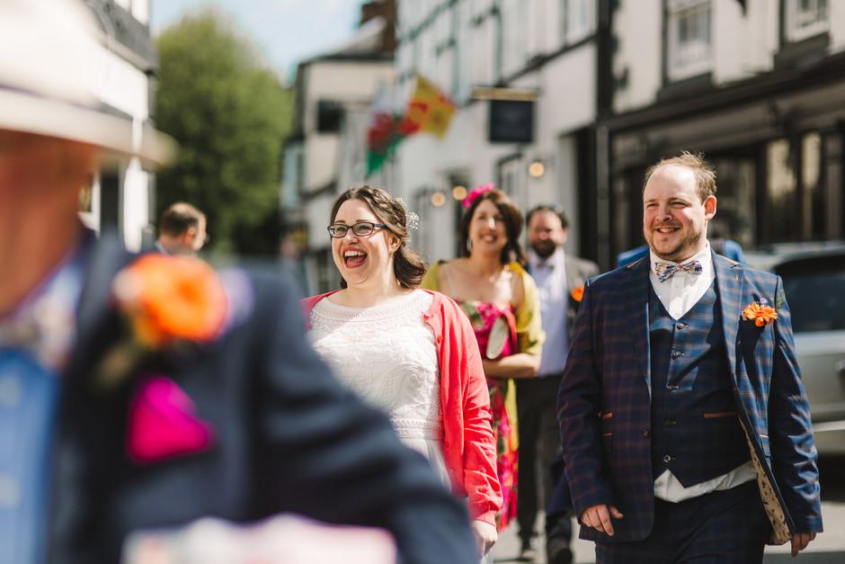 llangollen wedding photography