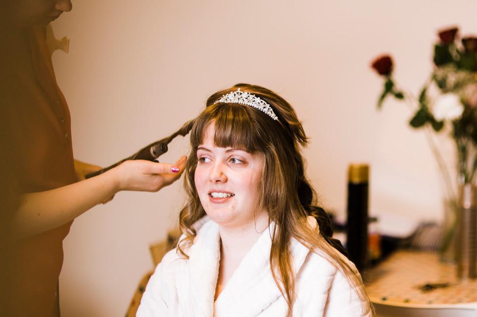 Jesus inspired weddings