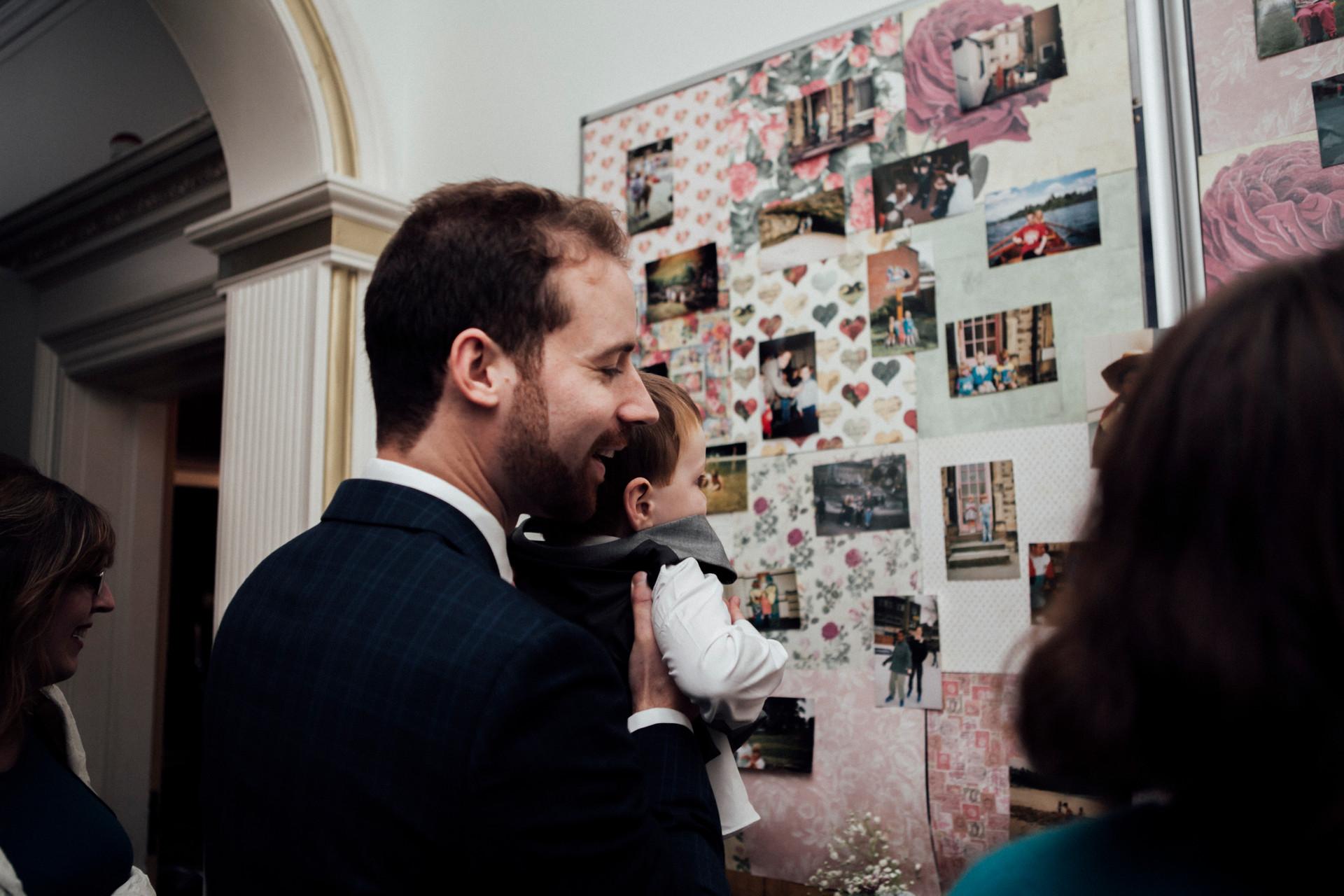 villahe hall wedding photographer