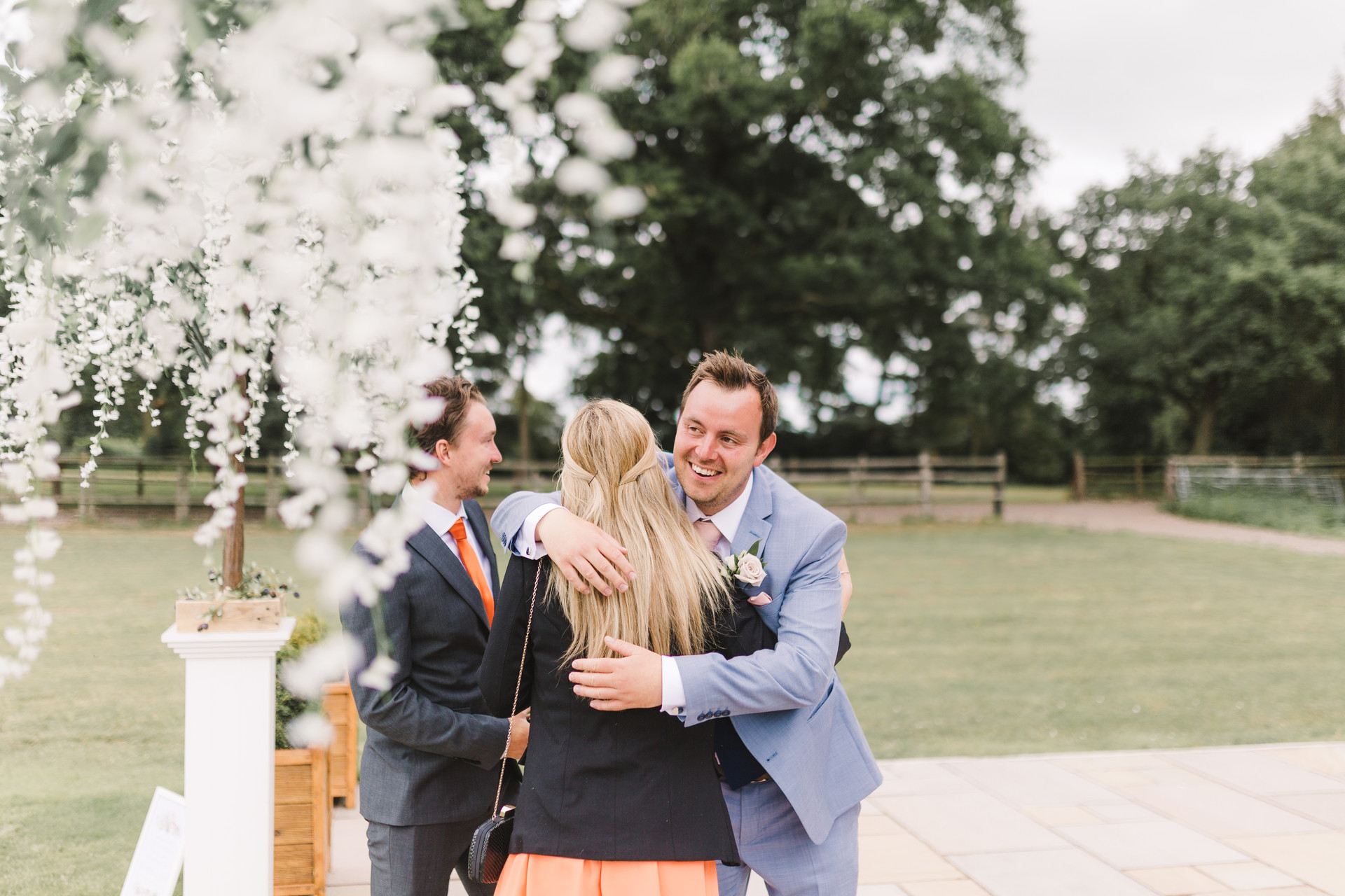 villa farm wedding photographer