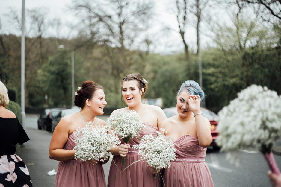 wedding photography aspley