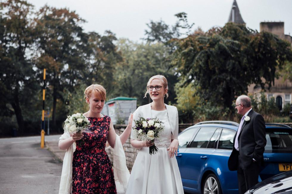 wedding holy trinity church huddersfield