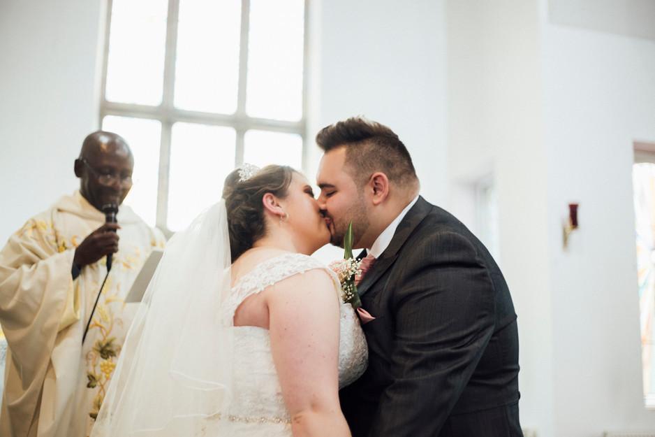 catholic church wedding huddersfield
