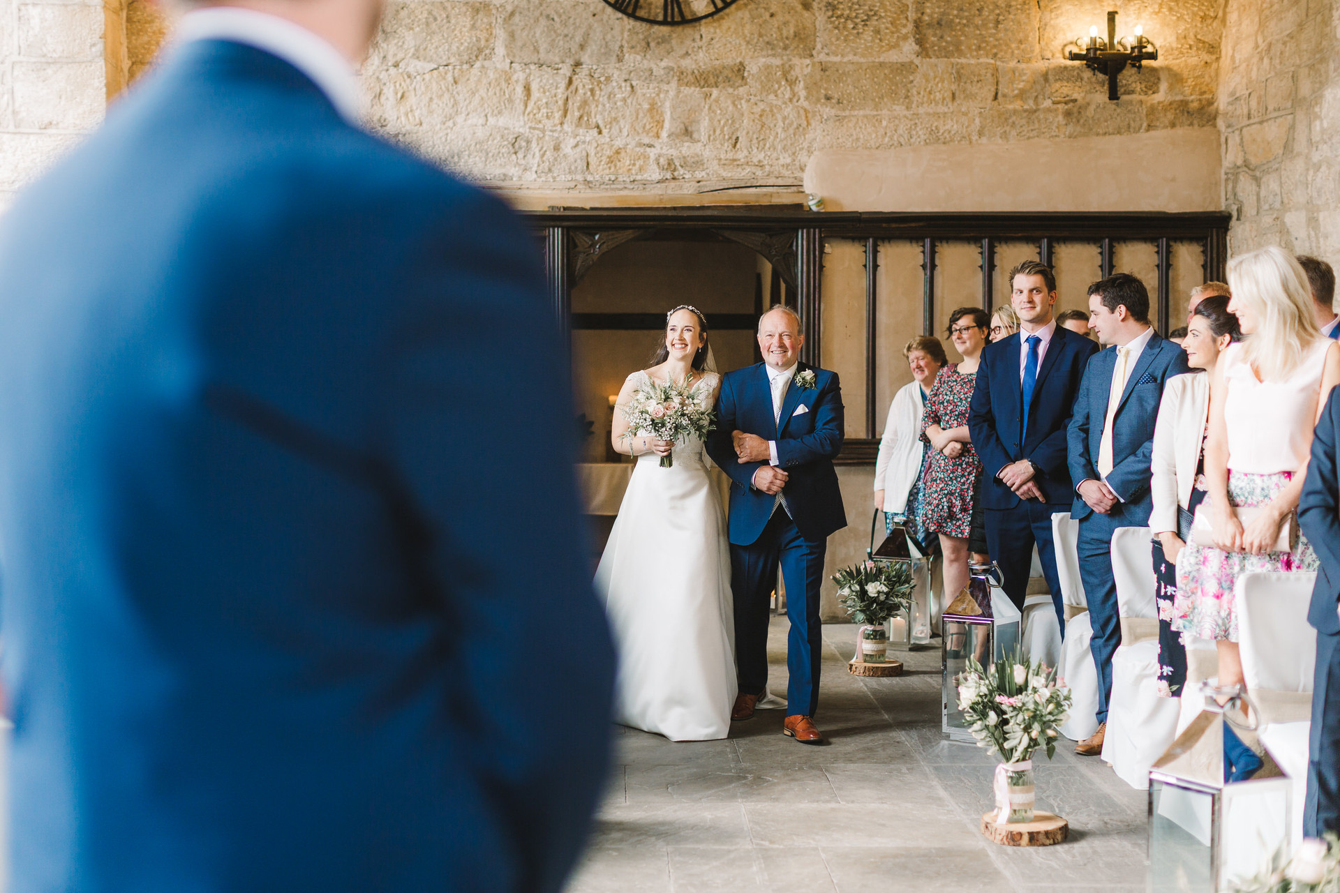 The priest's house wedding photography