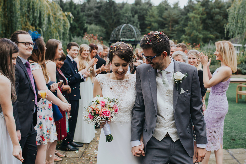 wedding photography golden acre park