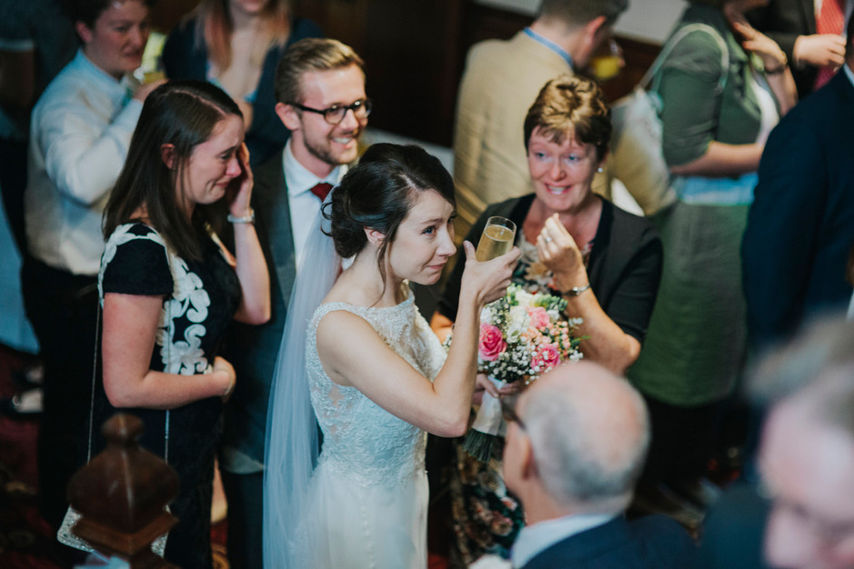 emotional birde leeds wedding photography