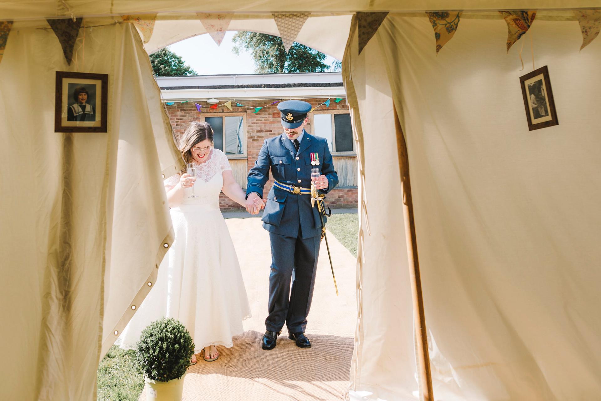 wedding photography in lymm