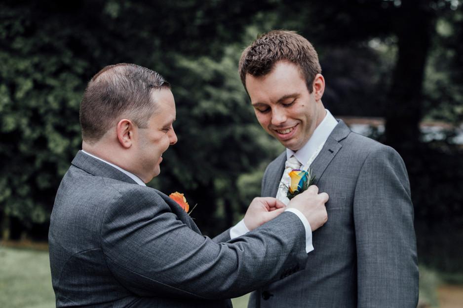 wedding photographer st andrews skegby