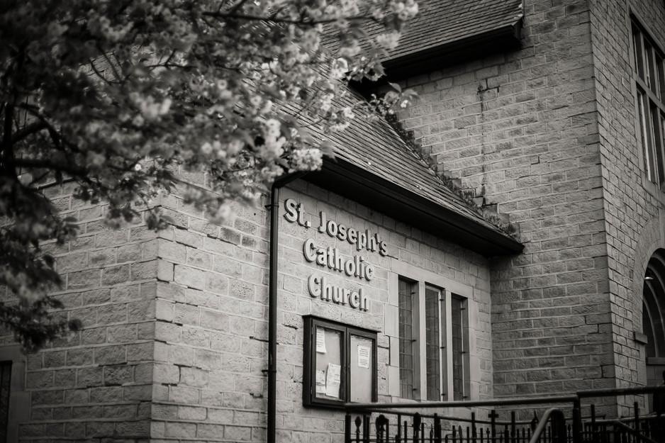 St Josephs church aspley