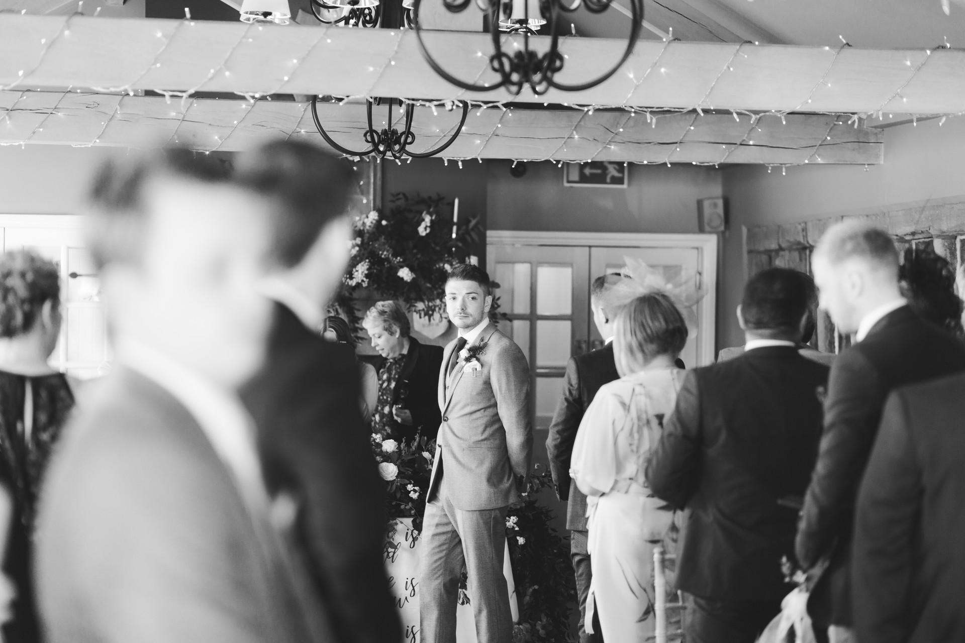 the alma inn ceremony