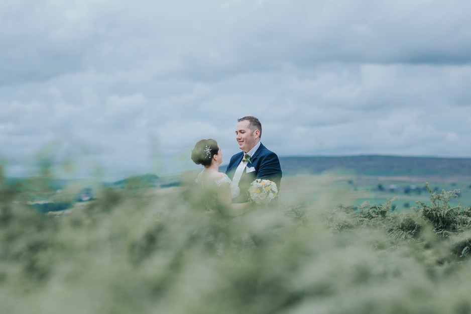cow and calf rocks wedding photographer ilkley