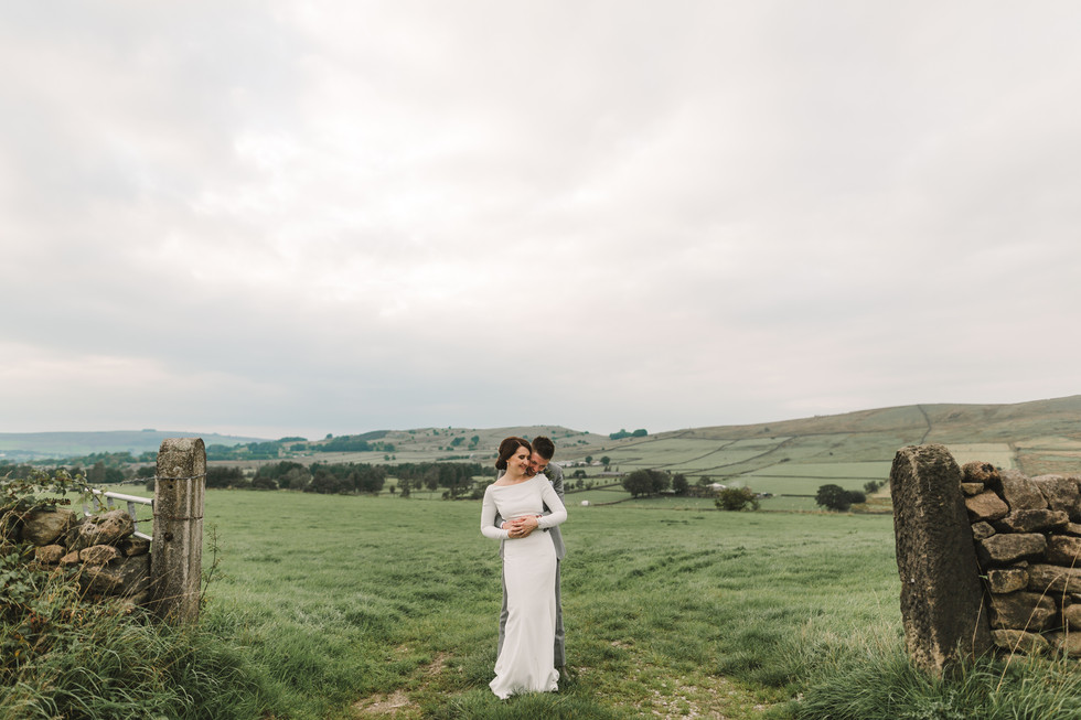 wedding photography at the alma inn