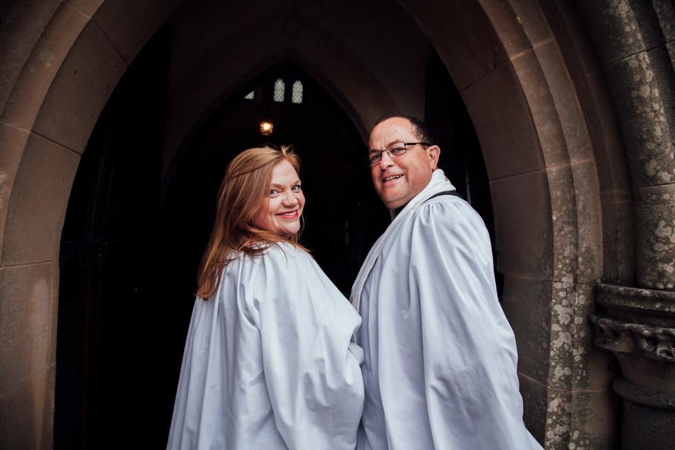 kate botley church wedding