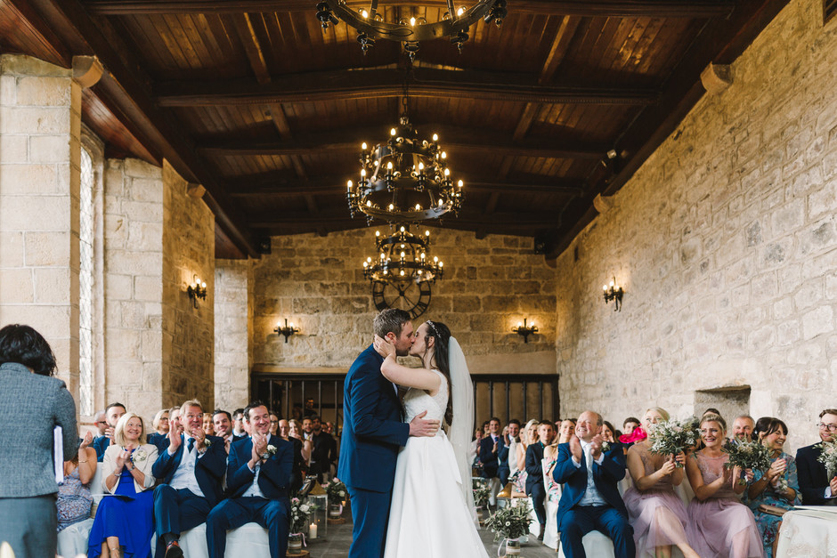 wedding photography at the priests house