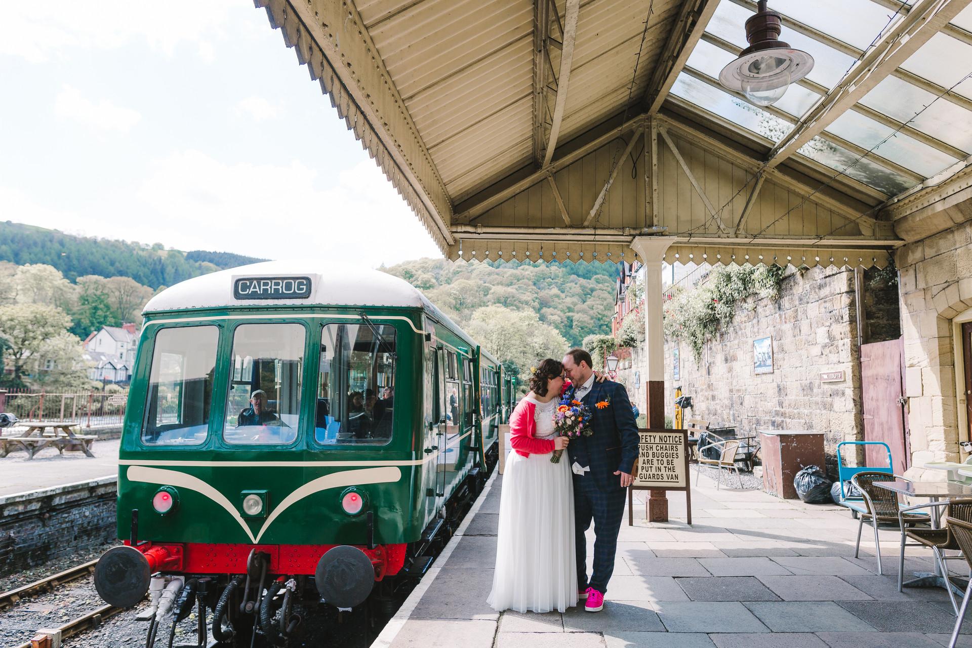 llangollen train