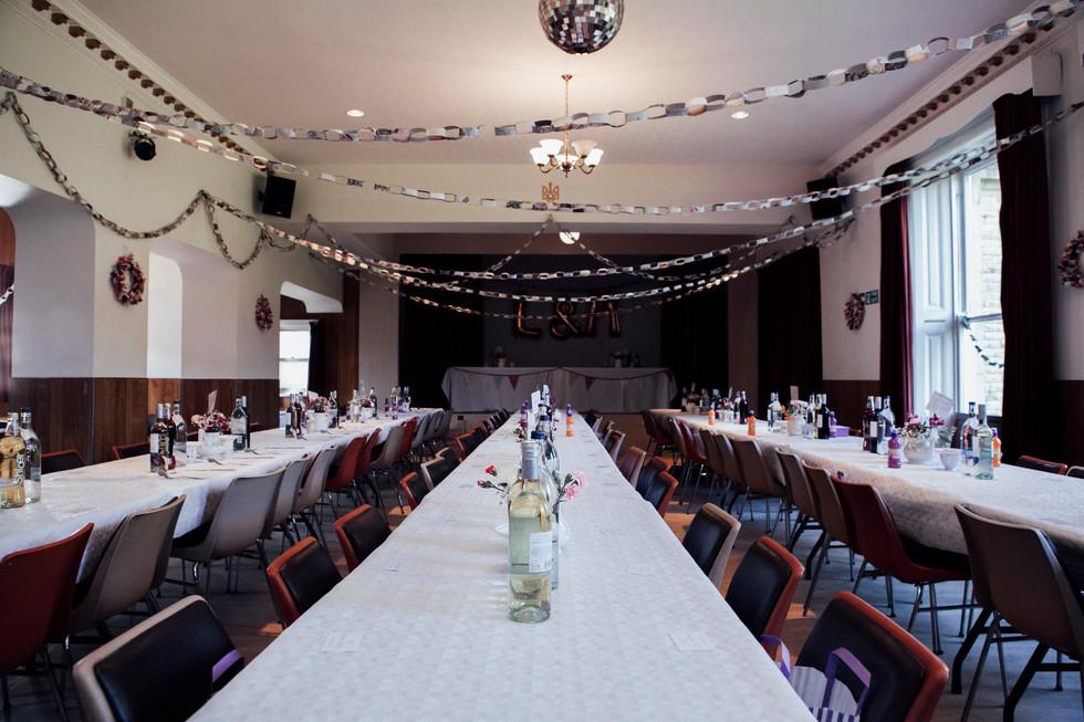 villahe hall wedding photography meltham