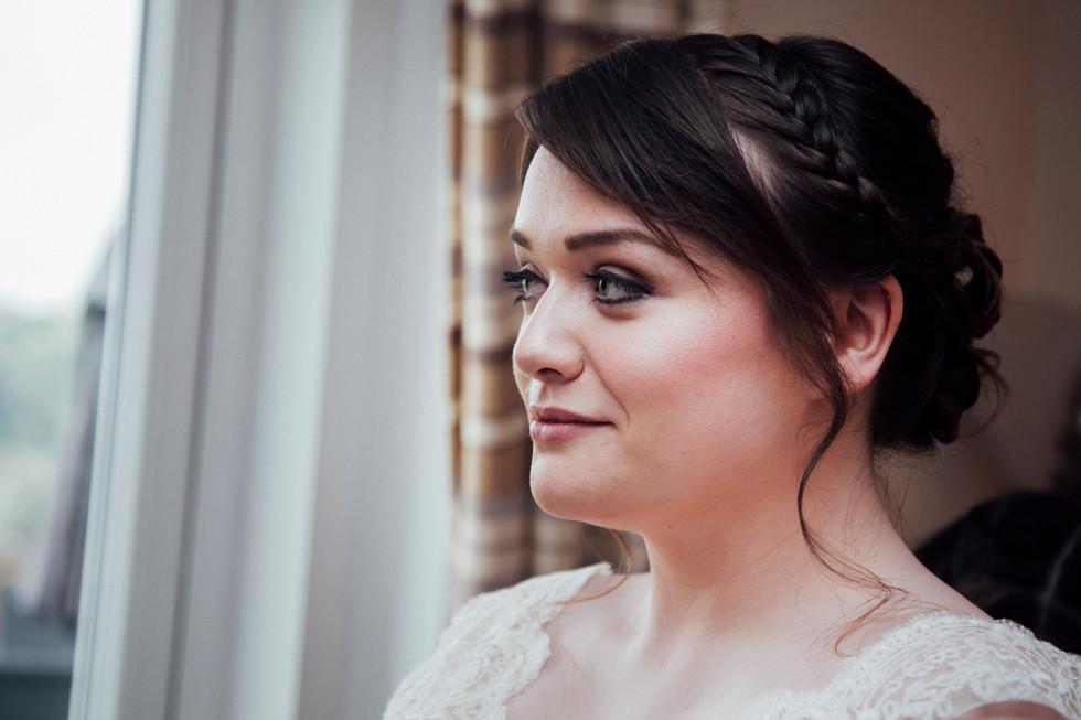 Teversal, skegby, mansfield wedding photographer