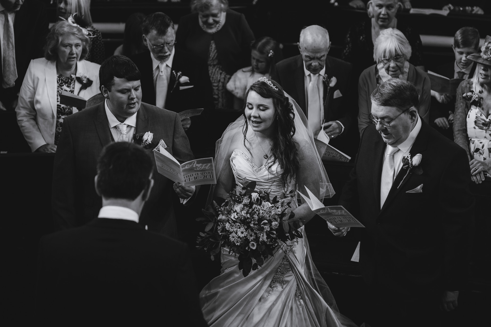 Headingley wedding photographer