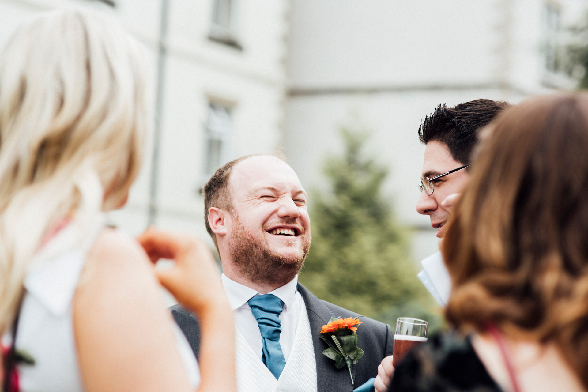 wedding photography at Dunkenhalgh Hotel