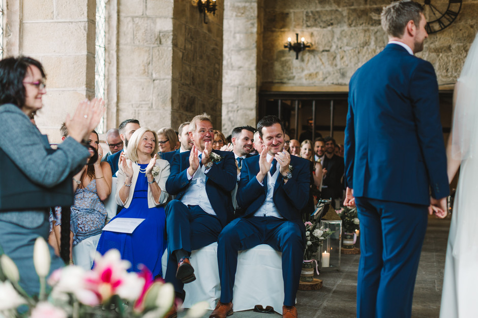 wedding inside the priests house bradford