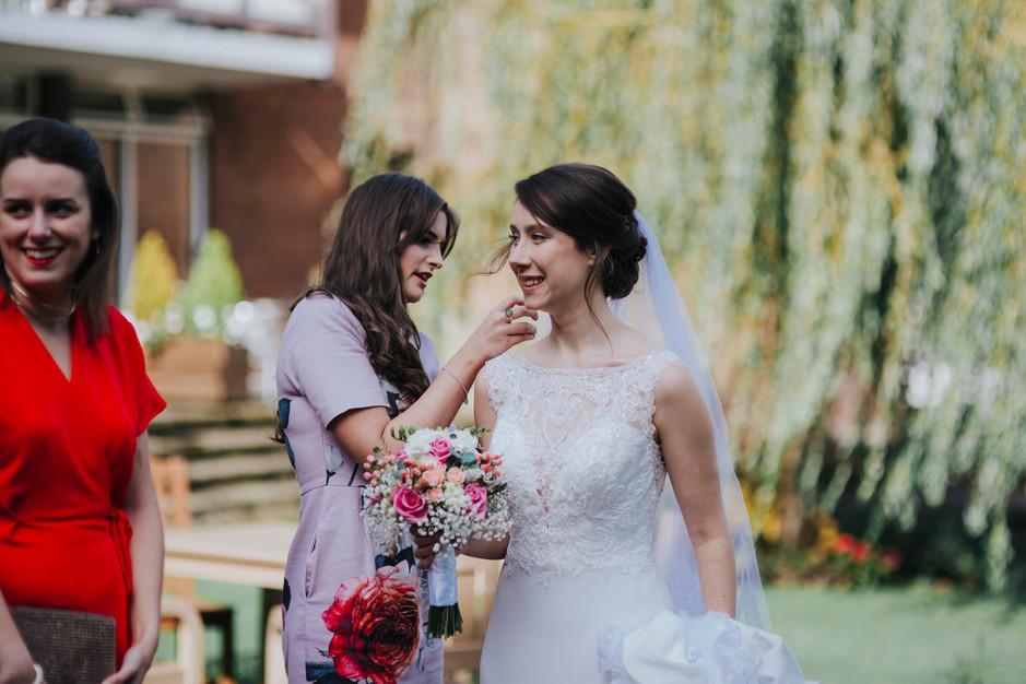 photodocumentary wedding photographer parkway