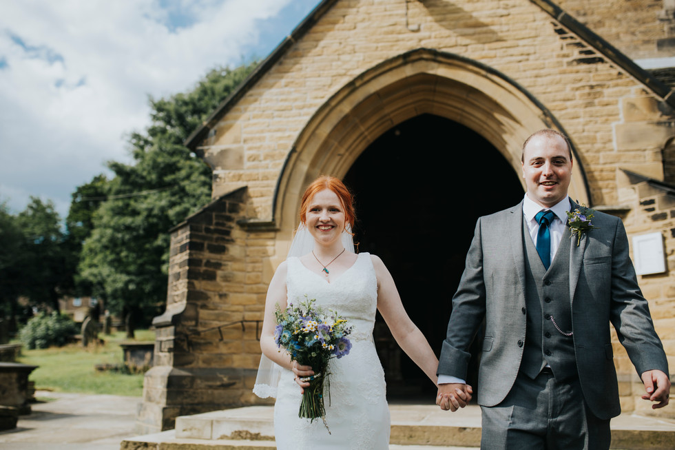 female wedding photography in mirfield west yorkshire