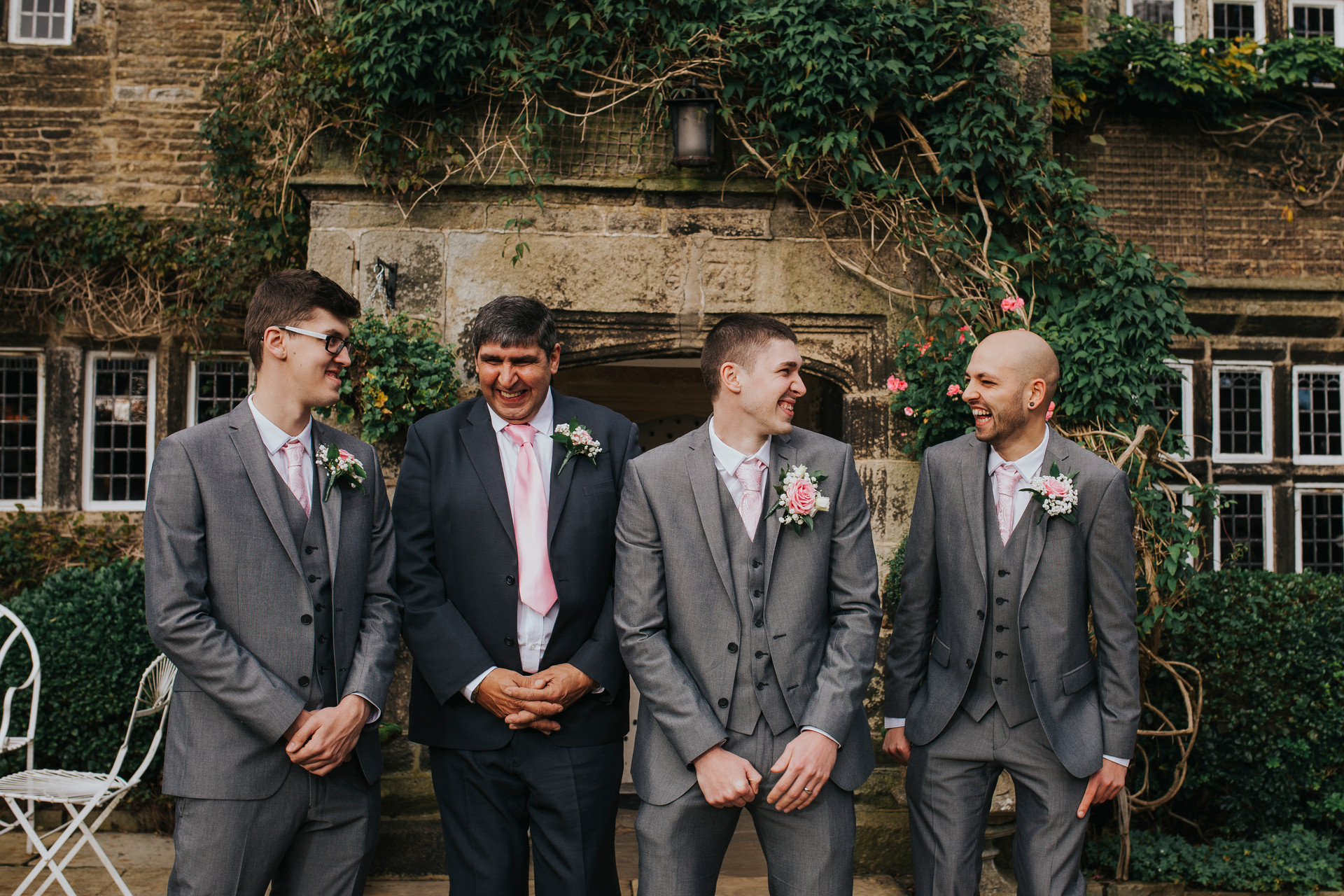 holdsworth house hotel autumn wedding