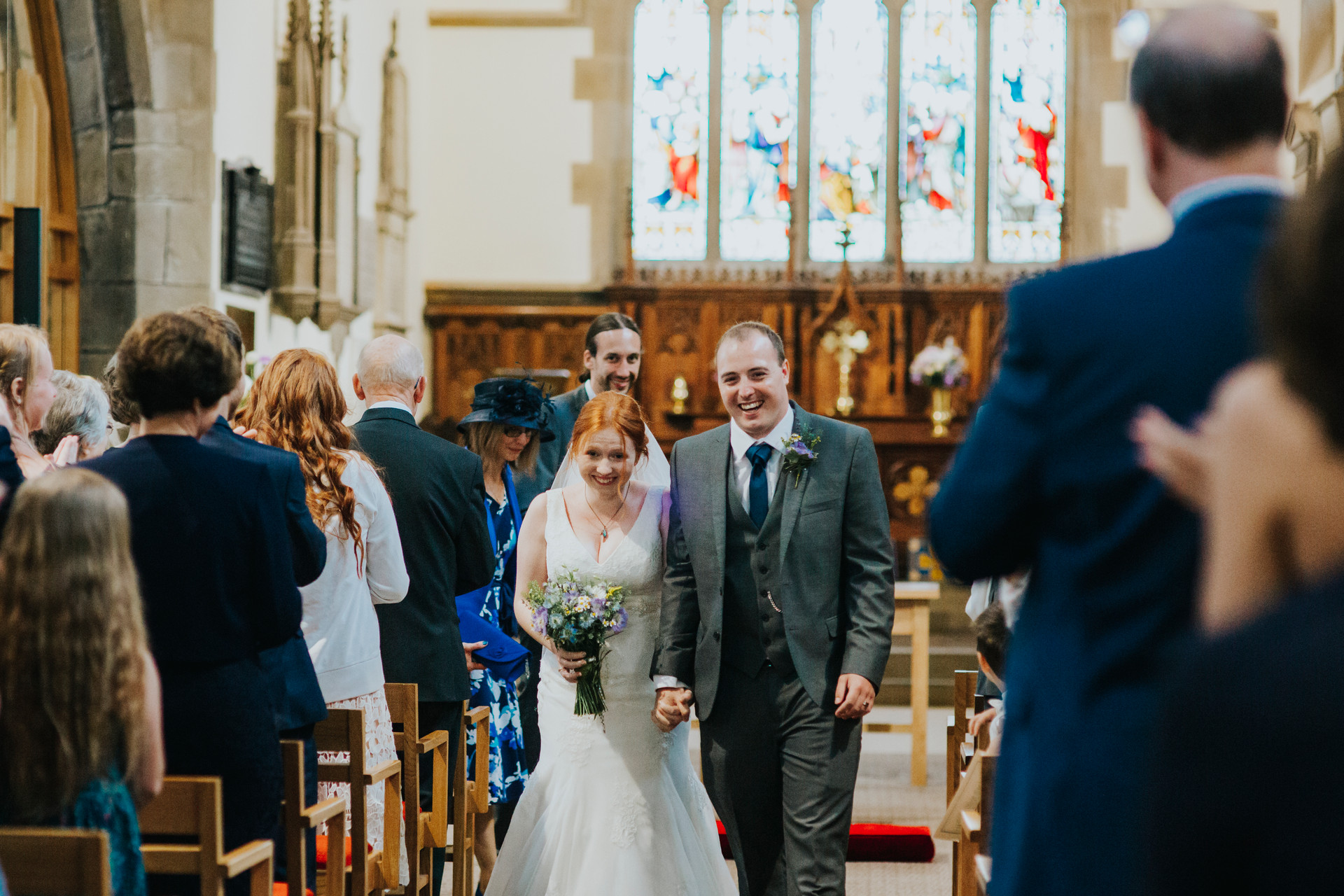 wedding photographer in mirfield west yorkshire