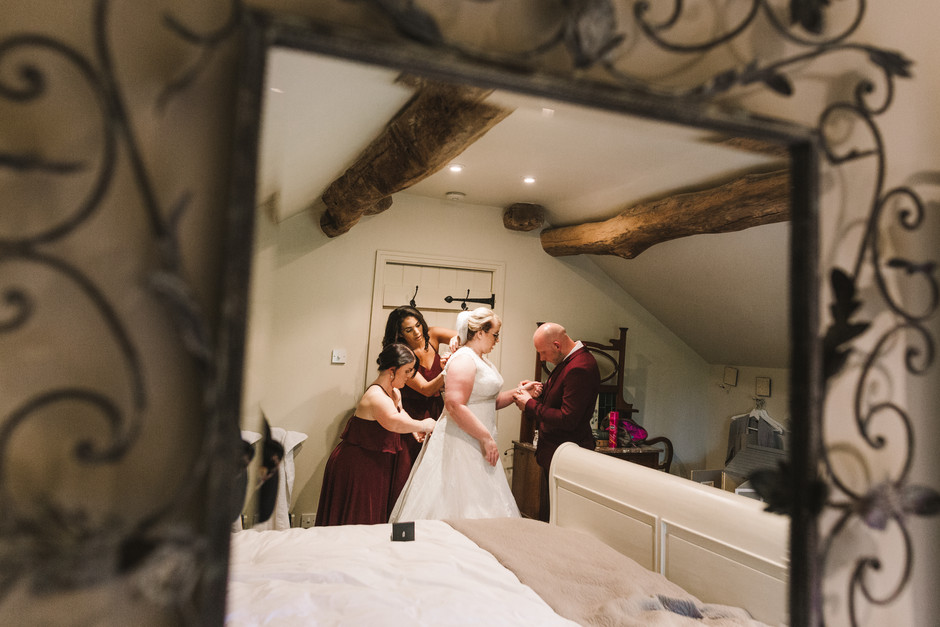 wedding photography in chesterfield
