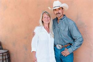 Brian and Melanie Thomas